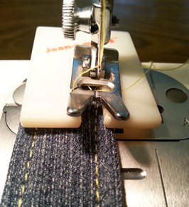 How to use a jeans-a-ma-jig